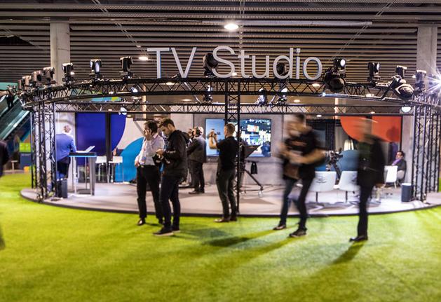 3 TV Studio